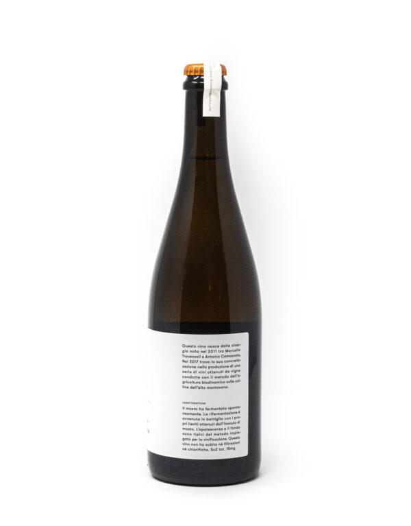 Trattoria Stazione - vino bianco frizzante